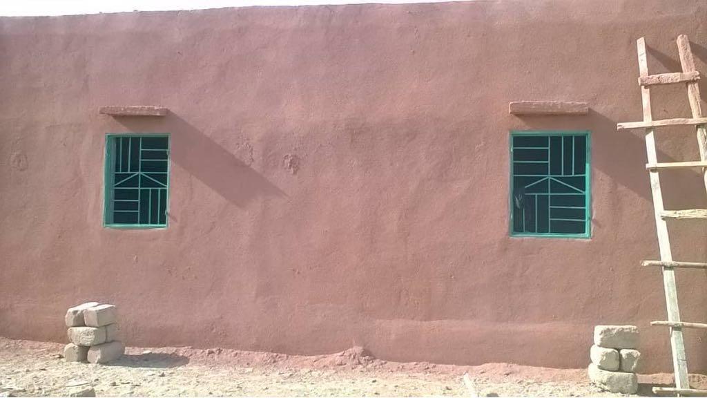 Le dispensaire médical à Sisina, au Mali, est terminé!