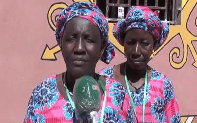 Inauguration d'un centre artisanal à Sikoro